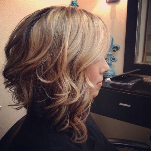 Cool 20 Cute Medium Hairstyles For Women Easy Shoulder Length Hair Hairstyles For Men Maxibearus