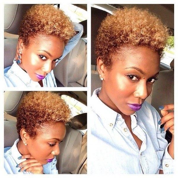 Miraculous 10 Trendy Short Haircuts For African American Women Amp Girls Twa Short Hairstyles Gunalazisus