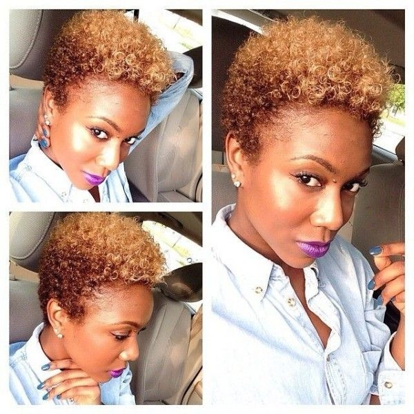 Excellent 10 Trendy Short Haircuts For African American Women Amp Girls Twa Hairstyles For Men Maxibearus