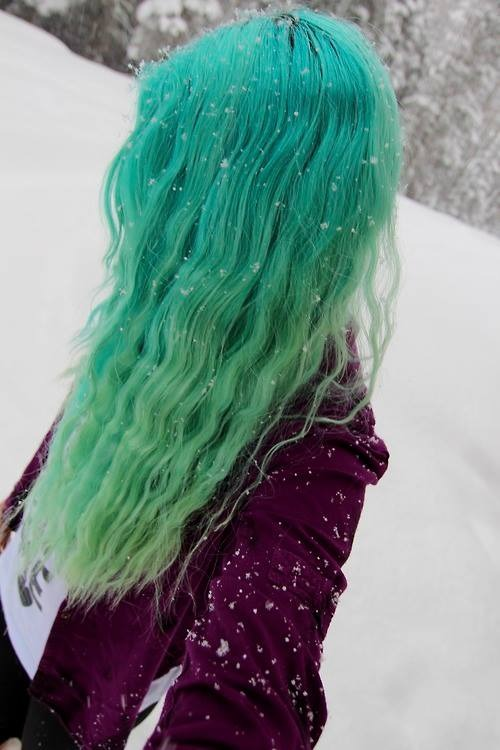 Ombre Straight Hair Tumblr