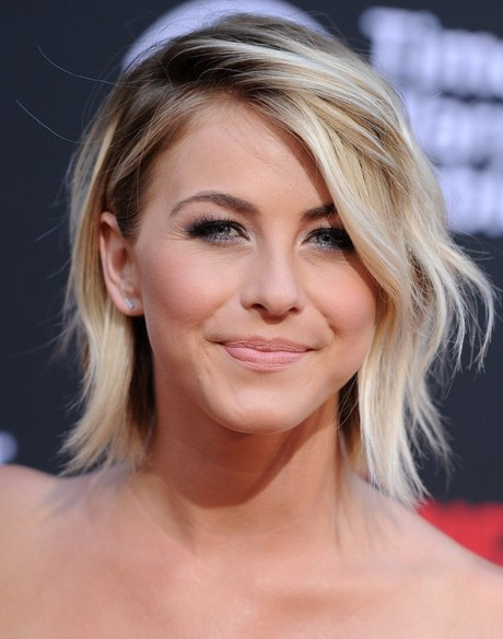 Julianne Hough Short Hairstyles 2014 - Short Hairstyle for Oval, Round Faces