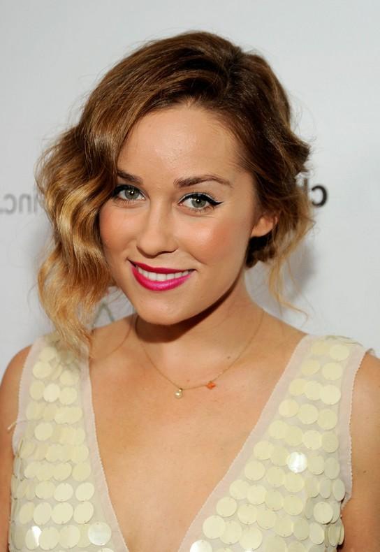 Lauren Conrad Finger Wavy Ombre Hair for Girls