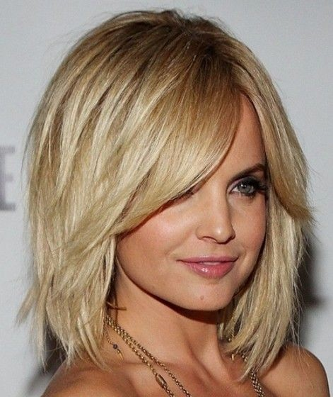 Layered, Shaggy Bob Haircut - Funky Short Formal Hairstyles