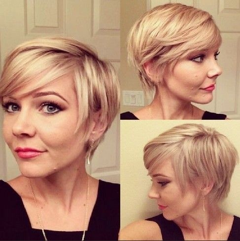 Layered Short Haircut for Women: Spring and Summer Hairstyle Ideas