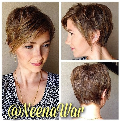 12 Hot Short Hairstyles With Bangs Styles Weekly