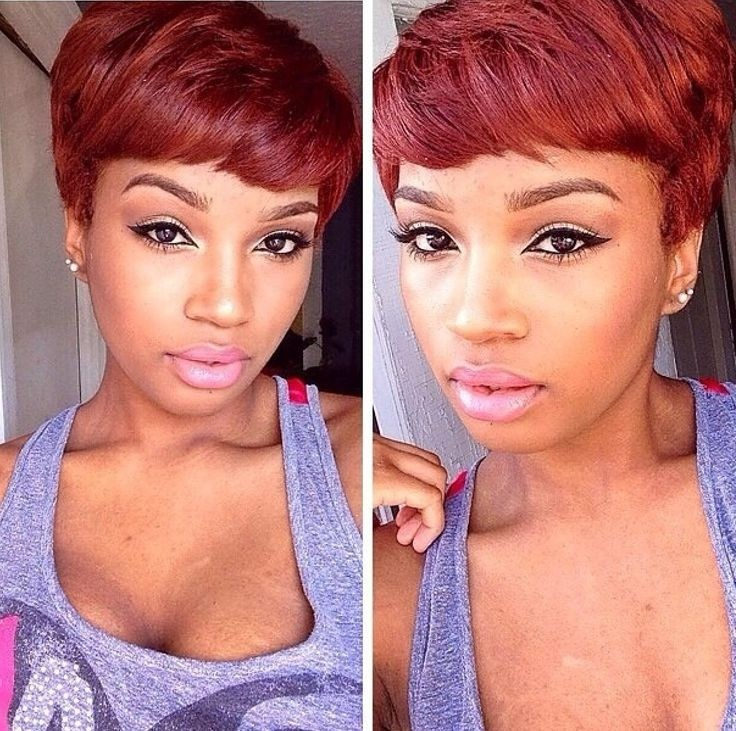 23 Pretty Hairstyles for Black Women 2015 | Styles Weekly