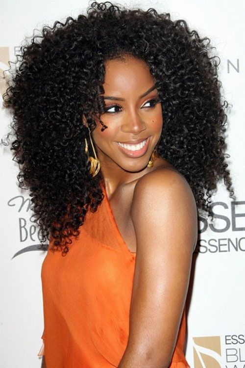 Fantastic Bouncy Curls 23 Pretty Hairstyles For Black Women 2015 Welcome Hairstyles For Women Draintrainus