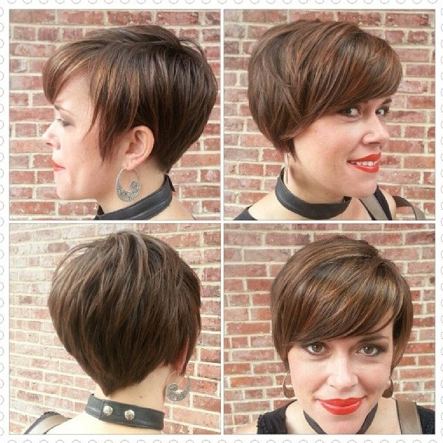 30 Chic Short Bob Hairstyles for 2015 Styles Weekly