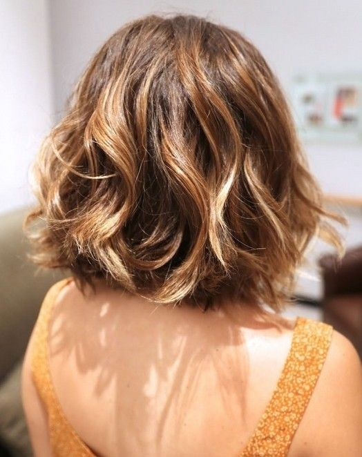 Wavy Hairstyles Short Hair 20