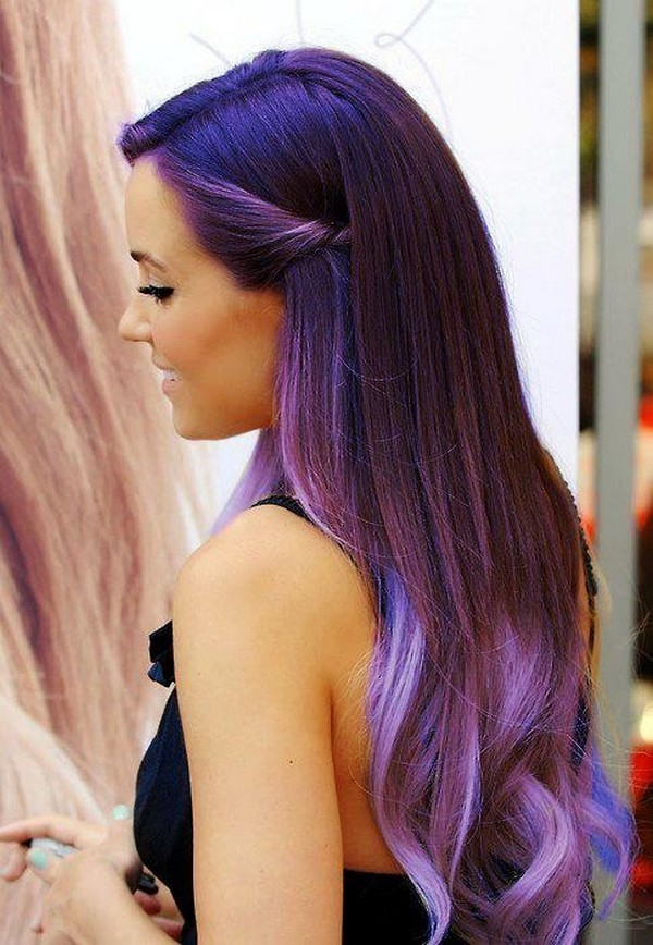 40 hottest ombre hair color ideas for 2015 ombre hairstyles styles weekly. Black Bedroom Furniture Sets. Home Design Ideas