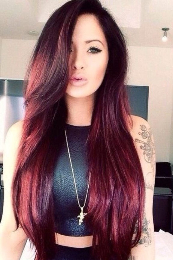 hair color ideas:
