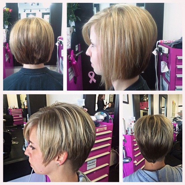 Tremendous 30 Chic Short Bob Hairstyles For 2015 Styles Weekly Short Hairstyles For Black Women Fulllsitofus