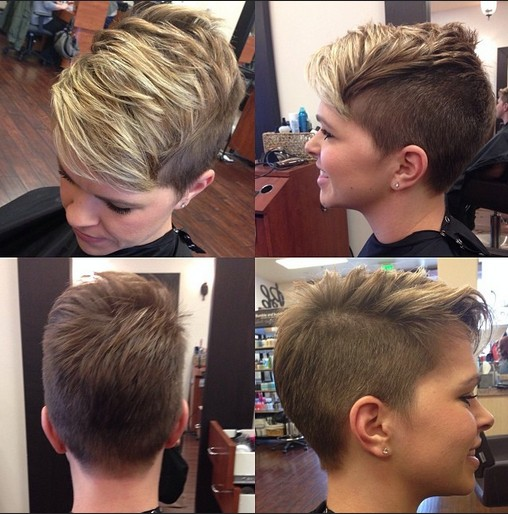 18 Beautiful Short Pixie Hairstyles Short Hair Trends 2021 Styles Weekly