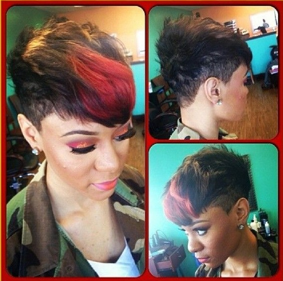 Terrific 16 Stylish Short Haircuts For African American Women Styles Weekly Short Hairstyles Gunalazisus