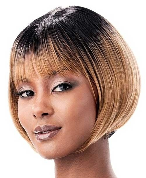 Remarkable Groovy Short Bob Hairstyles For Black Women Styles Weekly Hairstyles For Men Maxibearus