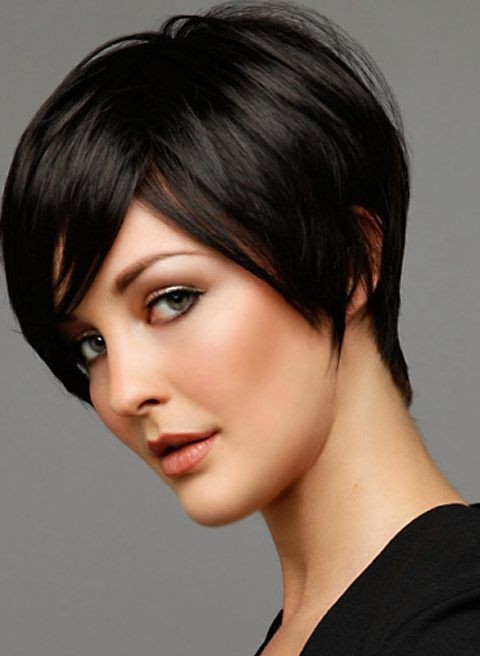 Short Hairstyle for Fine Hair - Women Haircuts 2014 - 2015