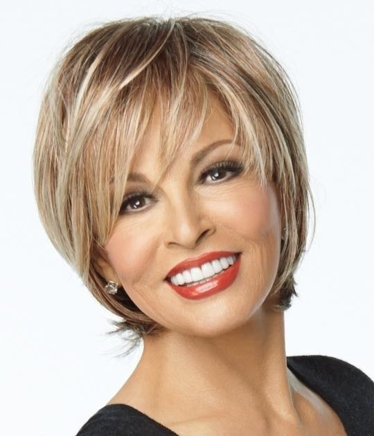 Short Hairstyles For Square Face Over 50 Hair
