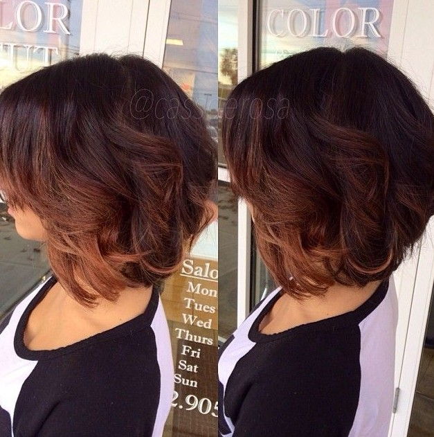 Pleasant Hair Color For Long Bobs Best Hairstyles 2017 Short Hairstyles For Black Women Fulllsitofus
