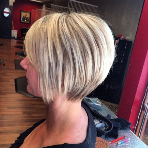 Short Straight Bob Cut for Women
