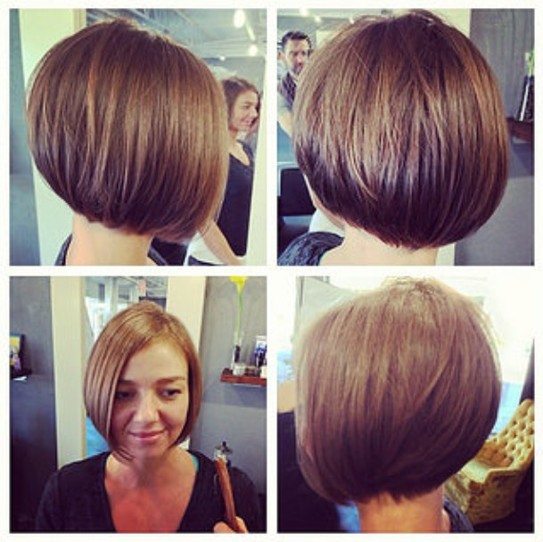 Excellent 30 Chic Short Bob Hairstyles For 2015 Styles Weekly Hairstyles For Women Draintrainus