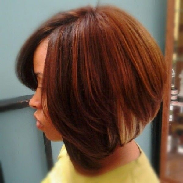 Short Weave Bob Haircuts - Everyday Hairstyles for Black Women