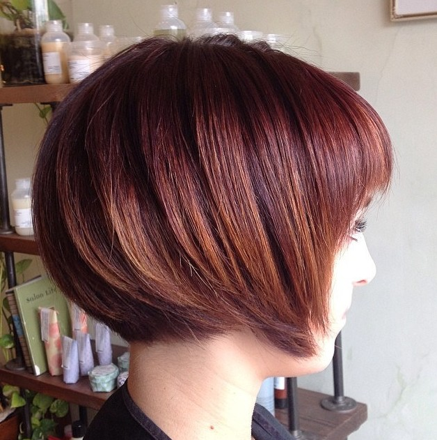 Super 30 Chic Short Bob Hairstyles For 2015 Styles Weekly Short Hairstyles For Black Women Fulllsitofus