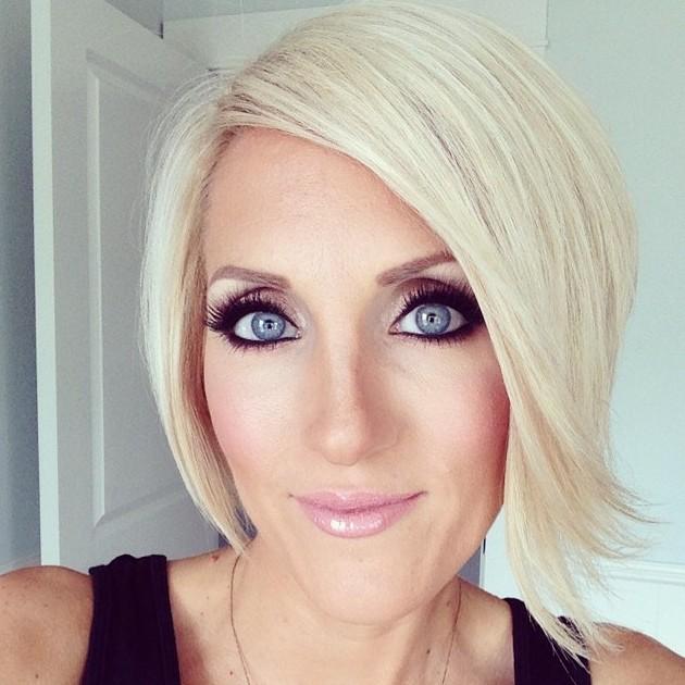 Awe Inspiring 30 Chic Short Bob Hairstyles For 2015 Styles Weekly Short Hairstyles Gunalazisus