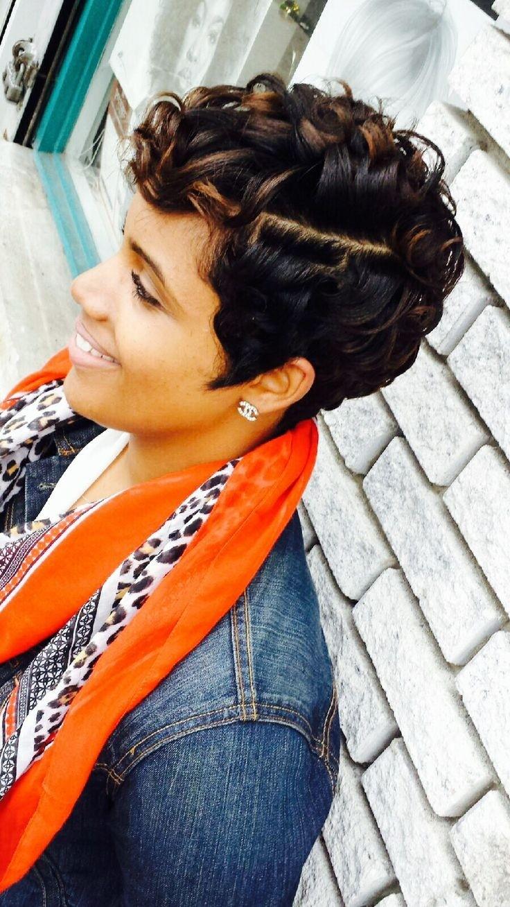 Fine 16 Stylish Short Haircuts For African American Women Styles Weekly Short Hairstyles For Black Women Fulllsitofus