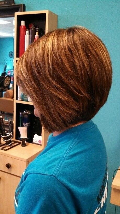 Stacked Bob Haircuts: Short Hairstyles for Women 2015 | Styles Weekly