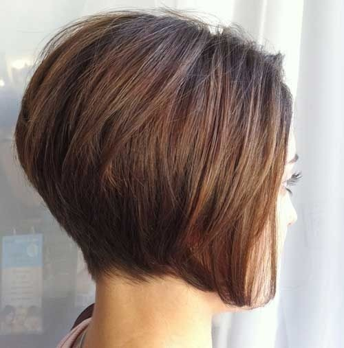 Straight Short Bob Haircut: Work Hairstyles Ideas