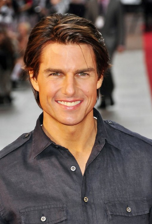Tom Cruise Latest Short Hairstyle For Men