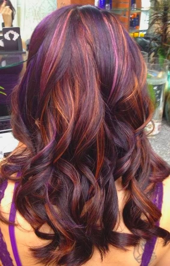 Luxury  And Interesting Hair Color Ideas To Help You Spruce Up Your Look