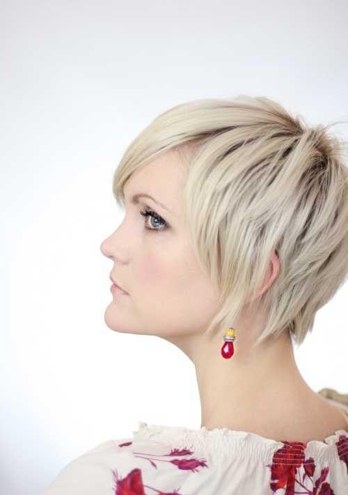 Wondrous 20 Layered Short Hairstyles For Women Styles Weekly Short Hairstyles For Black Women Fulllsitofus