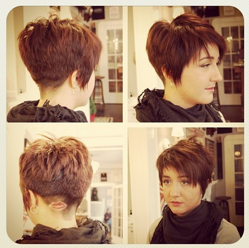 18 Beautiful Short Pixie Hairstyles: Short Hair Trends 2015 | Styles