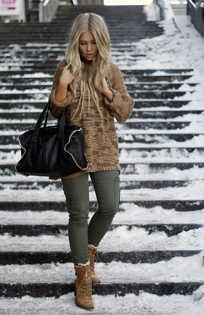 27 Latest Pretty Sweater Styles For Winter Styles Weekly