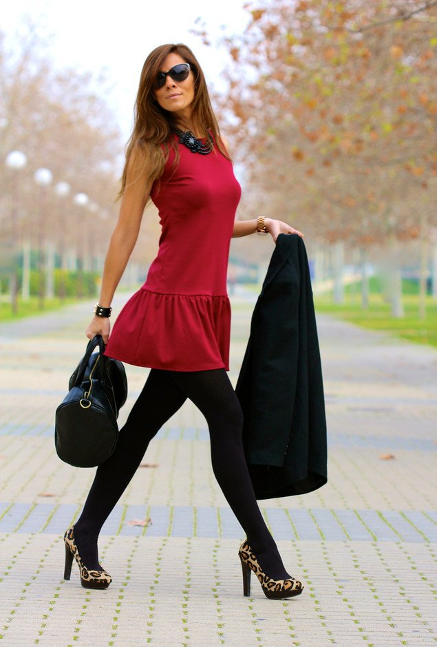 Casual-chic Winter Outfit Idea