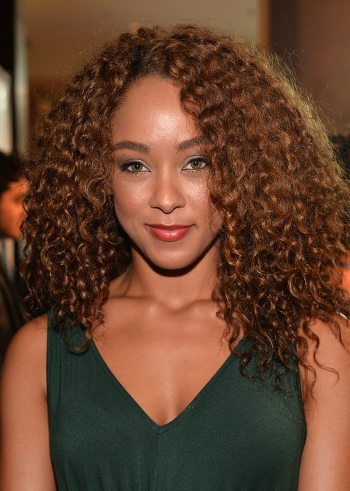 Chaley Rose Curly Hairstyles for Black Women