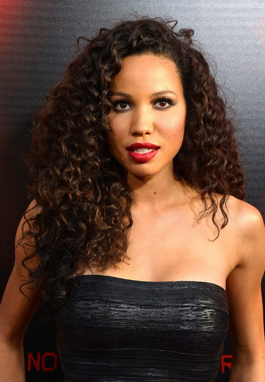 Jurnee Smollett-Bell Curly Hairstyles for Women 2015