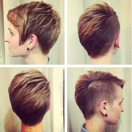 18 Short Hairstyles for Thick Hair