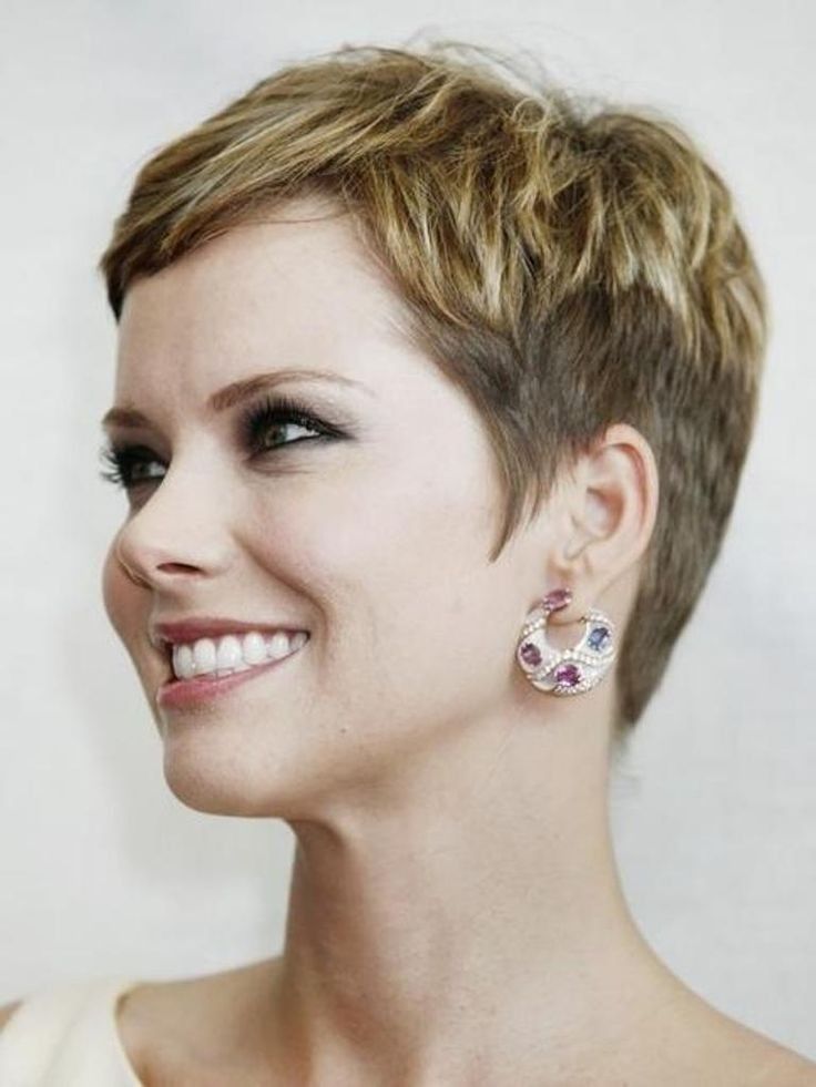 Stylish Pixie Haircut for Summer Very