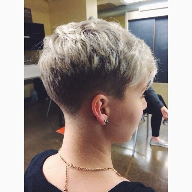 Terrific 20 Stylish Very Short Hairstyles For Women Styles Weekly Short Hairstyles Gunalazisus