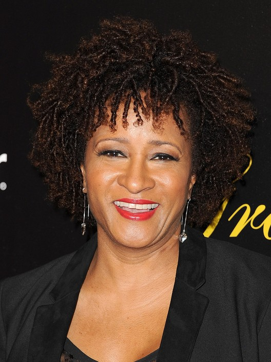 Wanda Sykes Short Dreadlocks for Black Women