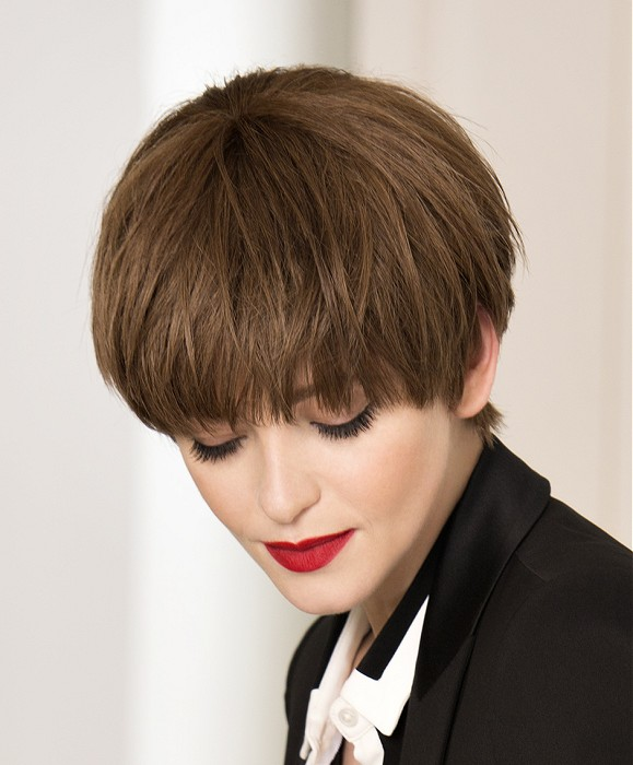 Super Chic Short Straight Hairstyles For Women Styles Weekly