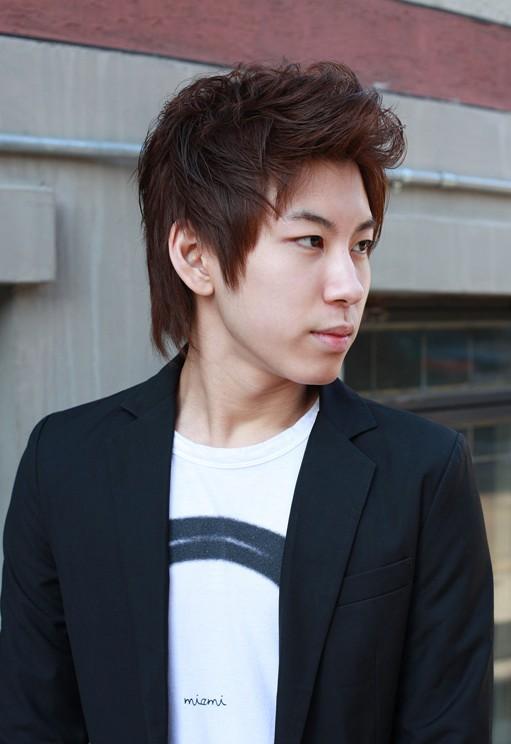 Enjoyable 75 Best Asian Haircuts For Men Japanese Hairstyles Amp Korean Short Hairstyles For Black Women Fulllsitofus