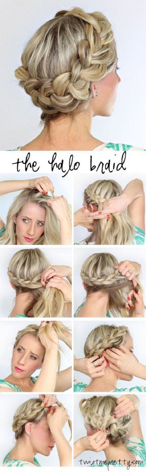 Boho Braids Hairstyle Tutorial