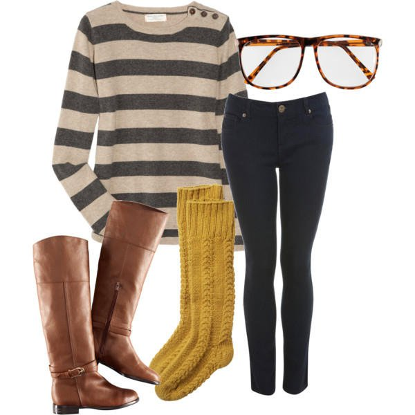 Causal Outfit Idea for Fall 2015
