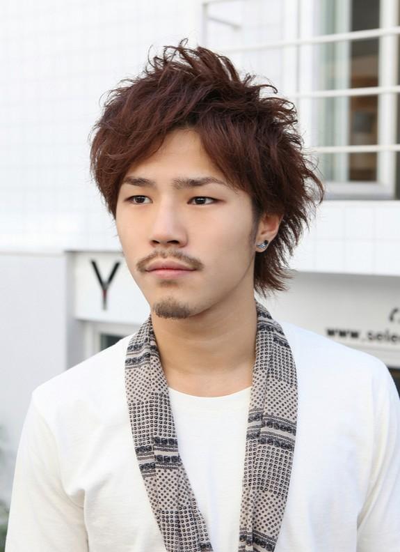 26 besten asiatischen Haarschnitte für Männer - japanische ...