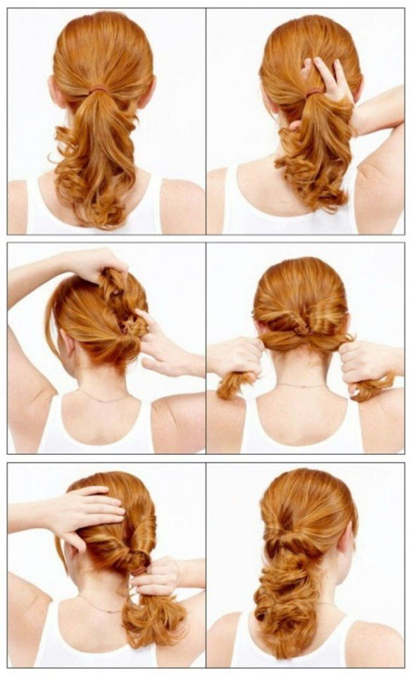 DIY Hairstyle Tutorial