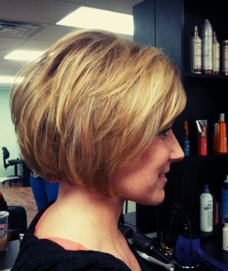 Awesome 30 Popular Stacked A Line Bob Hairstyles For Women Styles Weekly Hairstyle Inspiration Daily Dogsangcom