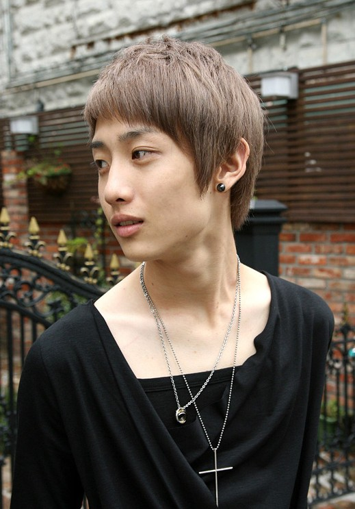 ... Fashion Korean Guys Haircut